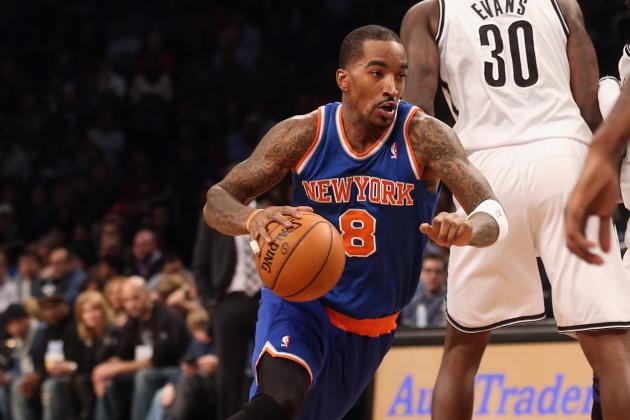 Why J.R. Smith Is Critical to NY Knicks' Continued Success in 2012-13