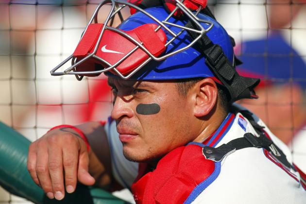 How Will Carlos Ruiz's Suspension Affect the Philadelphia Phillies?