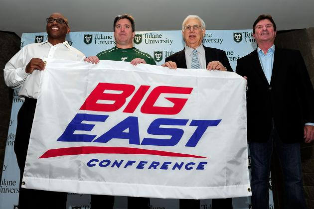 Tulane to Big East: Projecting How Football Divisions Will Shake out in 2014