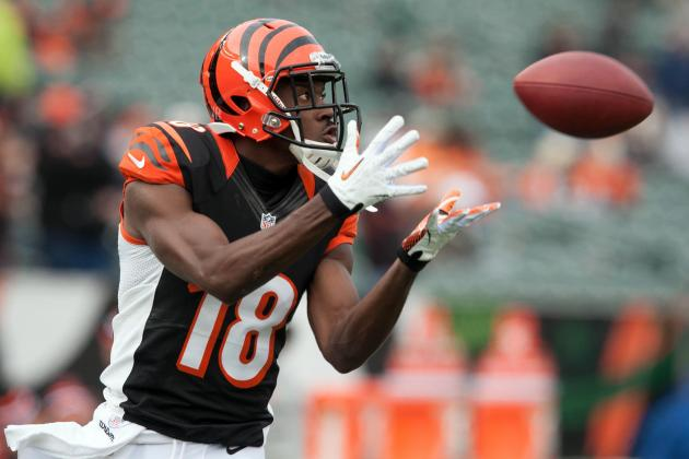 "Early Christmas in Cincinnati: ""Red Rifle"" and A.J. Green"
