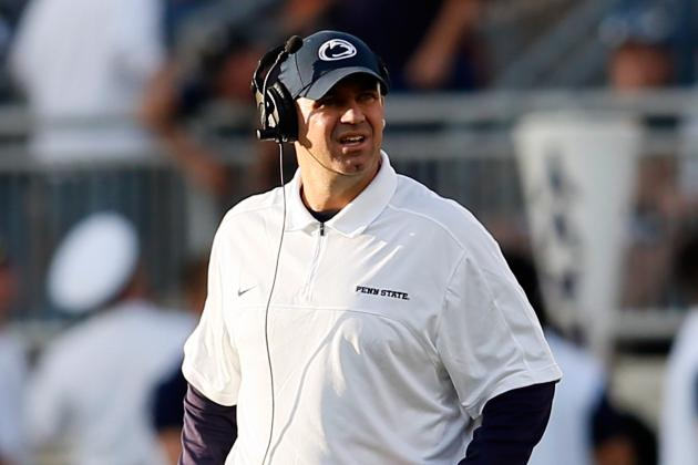 Bill O'Brien Wins B1G Coach of the Year