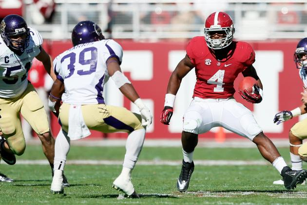 SEC Championship 2012: Players to Watch in Saturday's Epic Clash