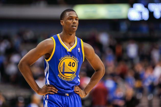 What Harrison Barnes' Monster Dunk Tells Us About His NBA Future