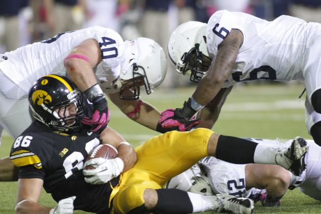 Penn State Football: How Nittany Lions Can Replace Mike Mauti and Gerald Hodges
