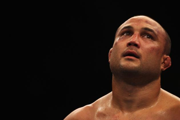 UFC on Fox 5: Don't Expect Too Much from Aging BJ Penn
