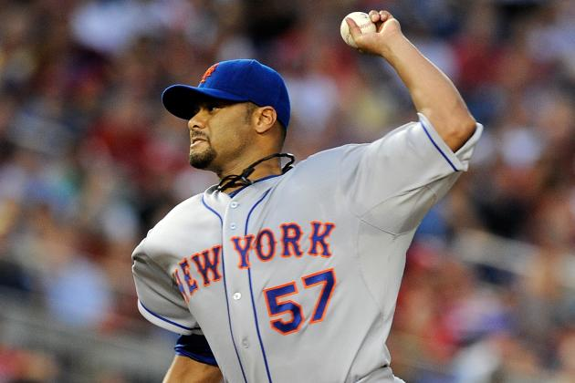 Mets Don't Expect Trades; Rotation Likely Set