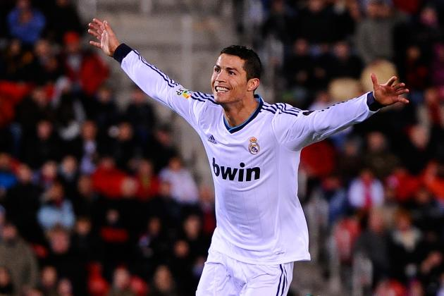 Cristiano Ronaldo: Handicapping Real Madrid Star's Ballon d'Or Odds