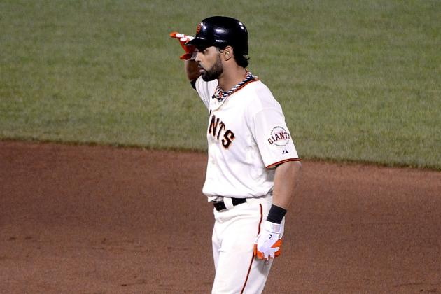 Brian Sabean: SF Giants Not Close on Angel Pagan, Marco Scutaro