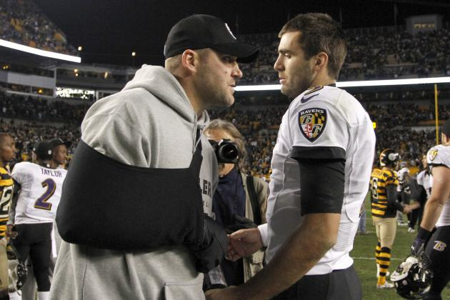 Pittsburgh Steelers: Injured Starters Should Rest Against the Baltimore Ravens