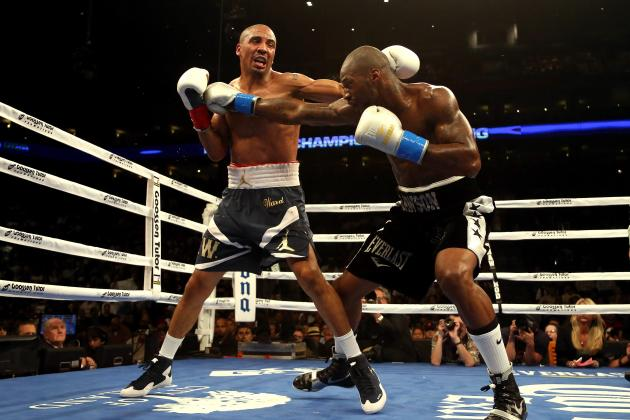 Andre Ward: Why Kelly Pavlik Fight Is a Downer for Super Middleweight Champ