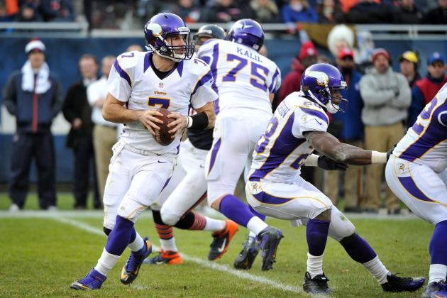 Why the Minnesota Vikings Are at Least a Year Away from Playoff Contention