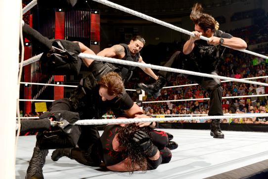 Could the Shield Become a Force in the WWE Tag Team Title Picture?