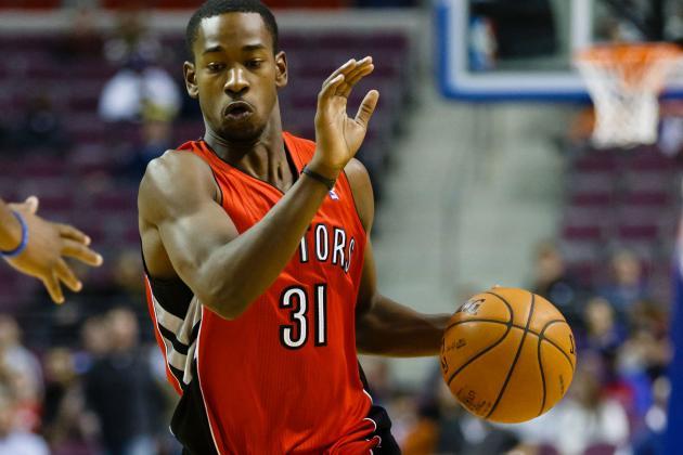 Rockets Beat Raptors 117-101