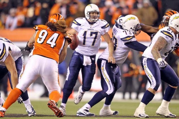 Bengals vs. Chargers: TV Schedule, Live Stream, Spread Info, Game Time and More