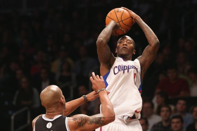 Breaking Down How Opposing Teams Are Slowing Down Jamal Crawford