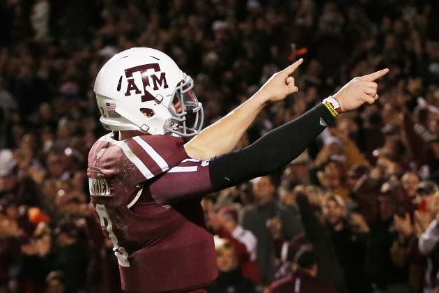 Johnny Manziel: Ranking Best Games of Heisman Campaign