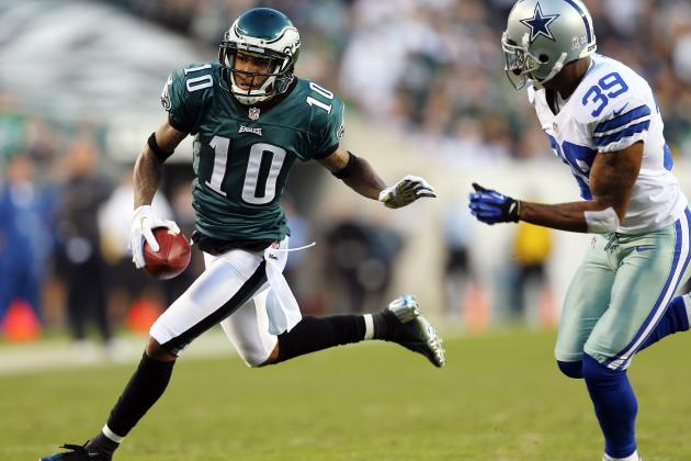 Philadelphia Eagles: DeSean Jackson May Be Too Small to Survive in the NFL