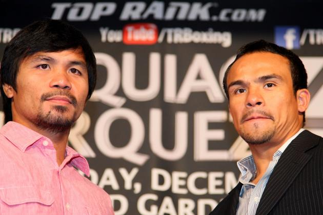 Pacquiao vs. Marquez 4: Why Rematch Is a Win-Win for Dinamita
