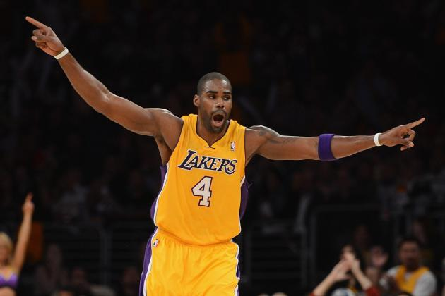 L.A. Lakers Need Antawn Jamison to Do What Pau Gasol Won't