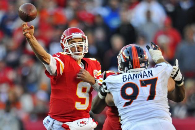 Kansas City Chiefs Weekly Progress Report: Where They Stand Headed into Week 13
