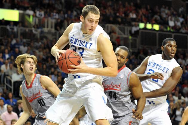 Kentucky Basketball: Why Kyle Wiltjer Should Remain on Bench