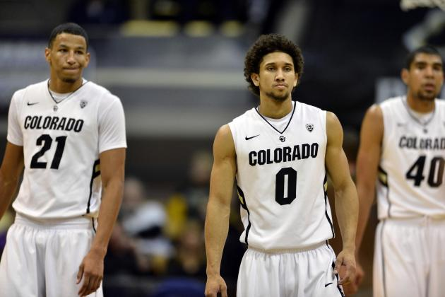 No. 19 Colorado Holds on to Beat Texas Southern 85-80 in Double-OT Thriller