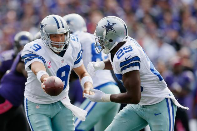 Breaking Down How the Dallas Cowboys Can Manufacture a Running Attack