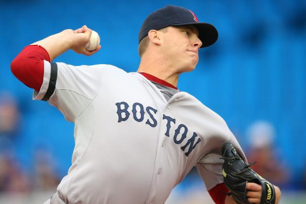 Boston Red Sox: Is Closer Andrew Bailey on His Way Out?