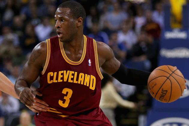 NBA Report: Gibson, Waiters to Have MRIs