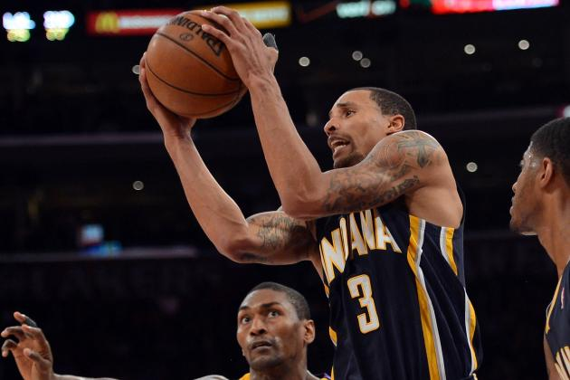 Video: George Hill's Game-Winner Against the Lakers