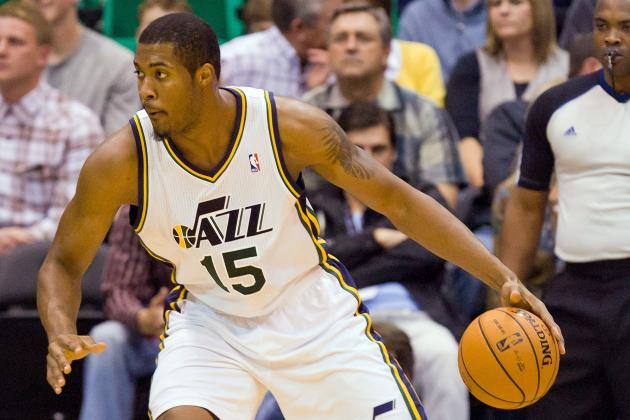 Why Utah Jazz's Derrick Favors Is Ready to Be a Starter Right Now