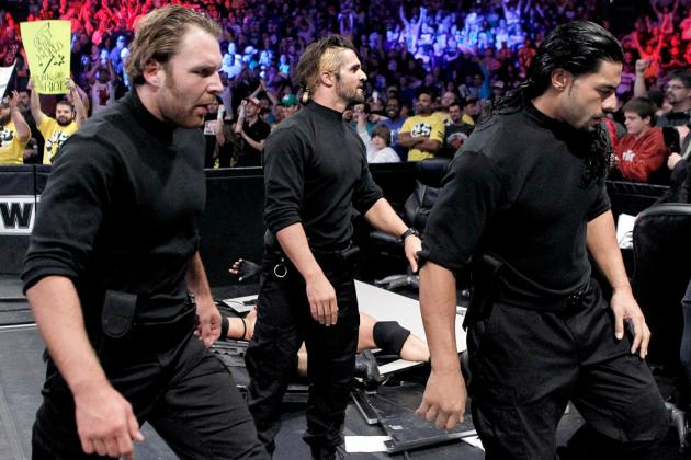 Are Dean Ambrose, Seth Rollins & Roman Reigns Signs That WWE Is Moving Forward?