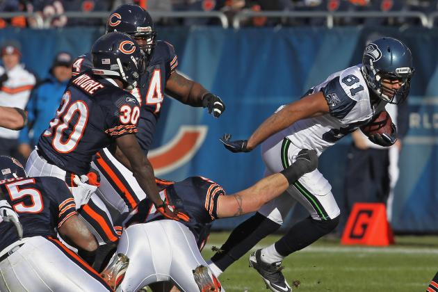 Seahawks vs. Bears: TV Schedule, Live Stream, Spread Info, Game Time and More