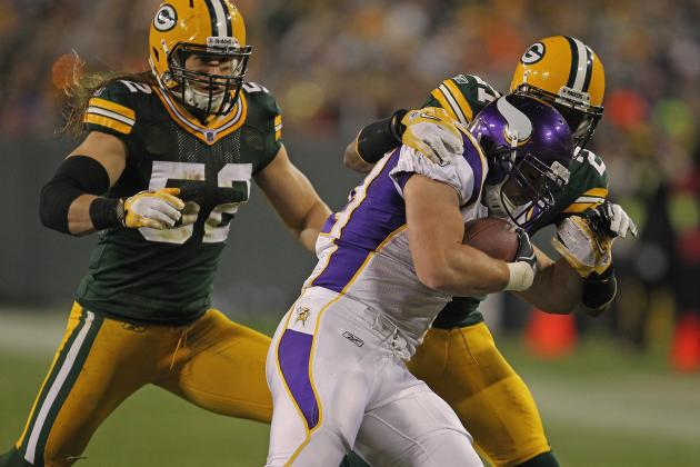 Vikings vs. Packers: TV Schedule, Live Stream, Spread Info, Game Time and More