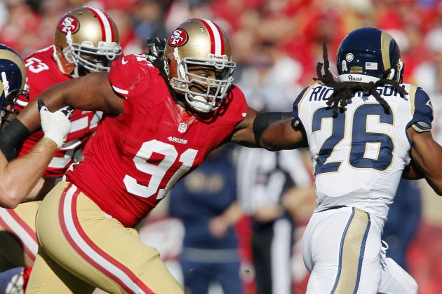 49ers vs. Rams: TV Schedule, Live Stream, Spread Info, Radio, Game Time and More