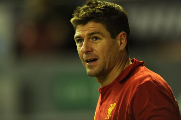 Brendan Rodgers Says Liverpool Have Not Shackled Steven Gerrard
