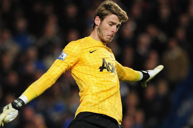 David De Gea Admits the Pressure at Manchester United Is Unrelenting