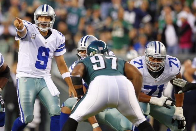 Eagles vs. Cowboys: TV Schedule, Live Stream, Spread Info, Game Time and More