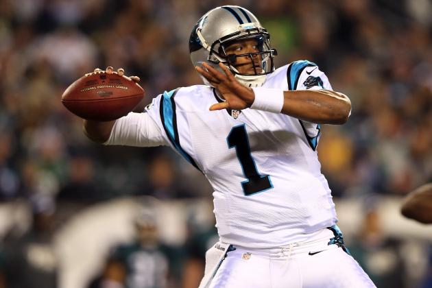 Cam Newton's Audibles at the Line Show Maturation, and More NFC South News