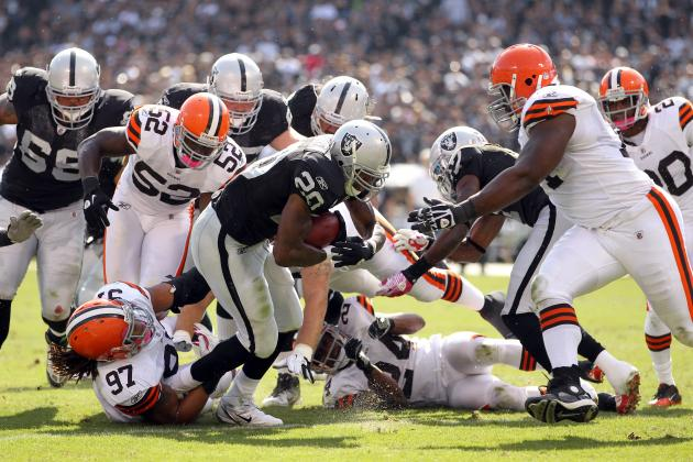 Browns vs. Raiders: TV Schedule, Live Stream, Spread Info, Game Time and More