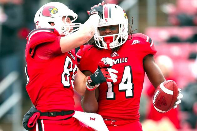 ACC Expansion: Louisville Leaves Big East for ACC