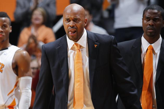 Tennessee Basketball: Why Tennessee Is Building Its Future Around Cuonzo Martin