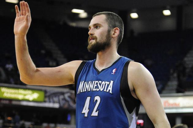 Kevin Love Wins NBA Player of the Night After Monstrous 20-20 Outing vs Kings