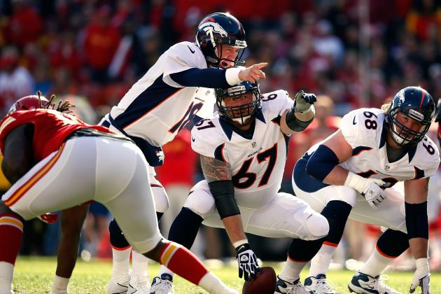 Peyton Manning and the Denver Broncos Offense. Can You Imagine?