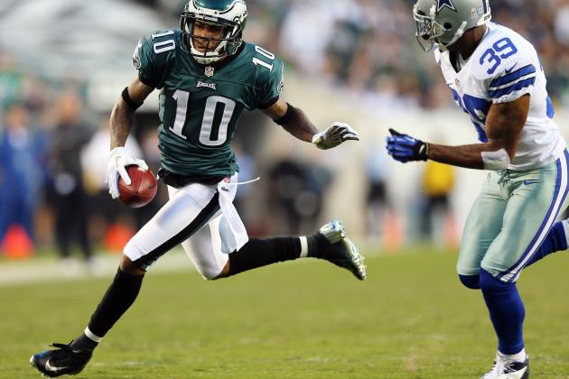 DeSean Jackson: How Eagles Can Recover from WR's Season-Ending Rib Injury