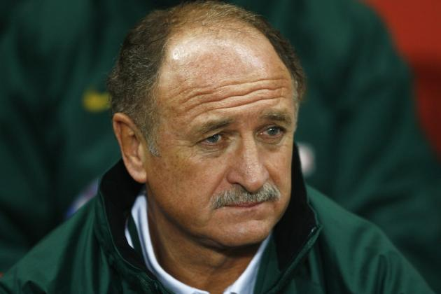 Luiz Felipe Scolari: Big Phil Reportedly Will Be Brazil's New Manager