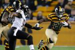 Steelers Name New Starting RB