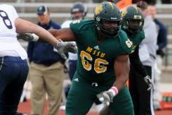 2013 NFL Draft: Missouri Southern Defensive Tackle Brandon Williams