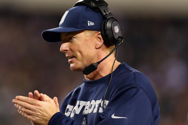 Jerry Jones: Jason Garrett Doesn't Have Too Much on His Plate