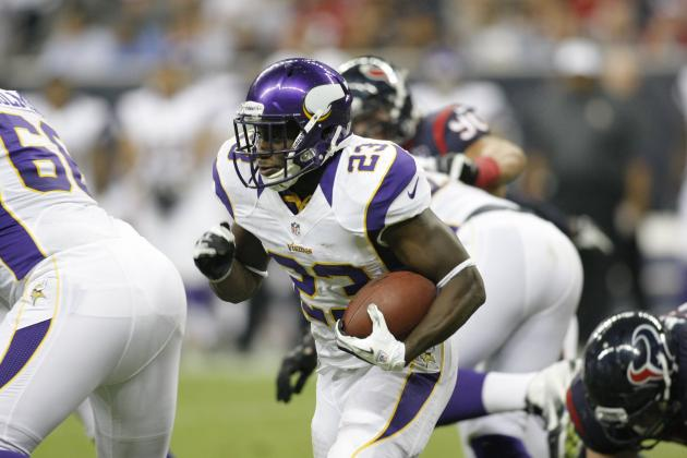 Vikings Lose Jordan Todman to Jaguars, Sign Another Running Back